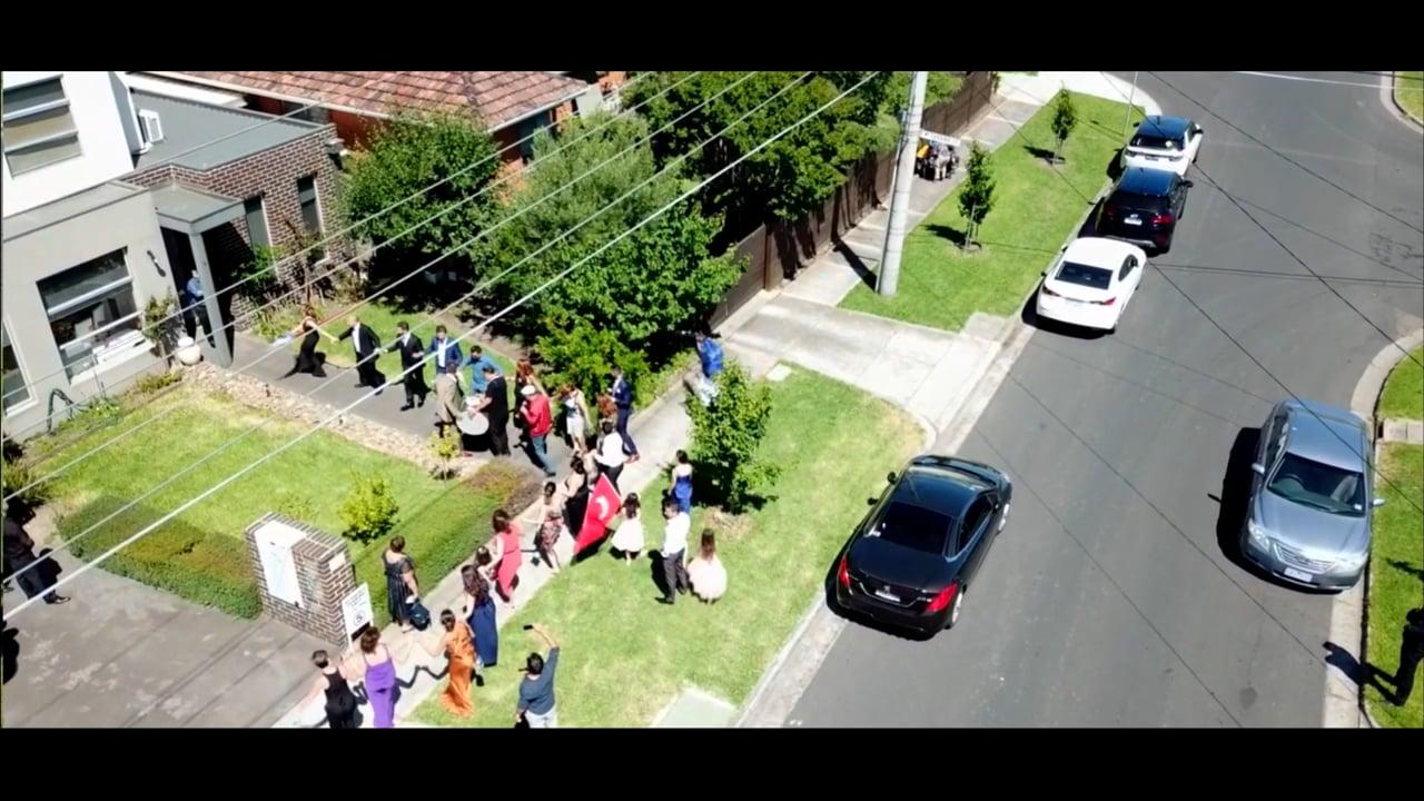 Dilek & Nurtac's Highlights Melbourne Video and PhotographyHighlights