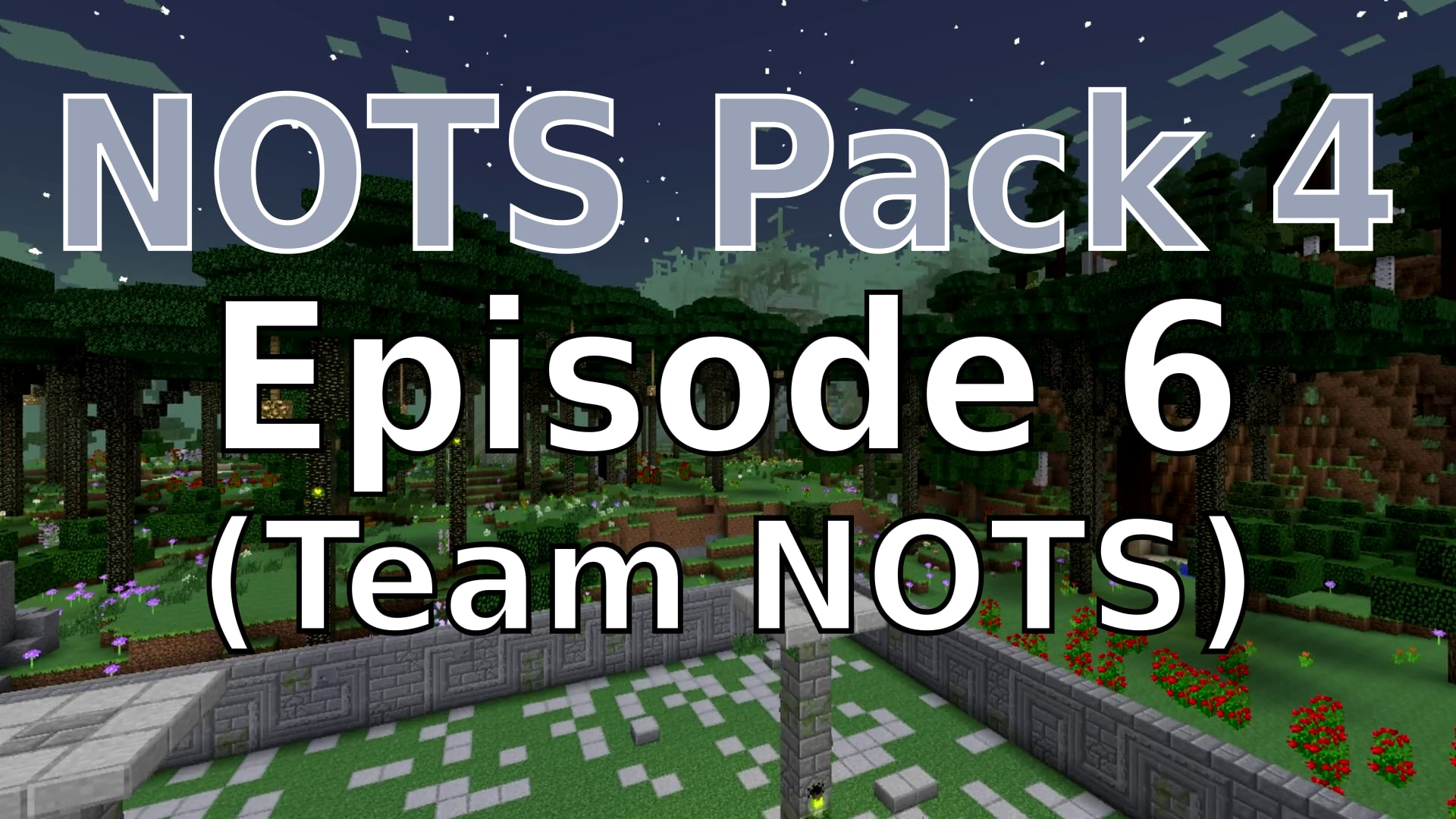 Episode 6 (Team NOTS) - NOTS Pack 4