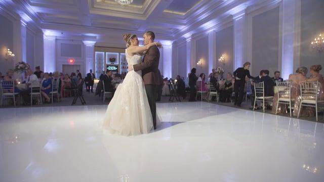 Meghan & Mark's Wedding at Ballroom at Ellis Preserve