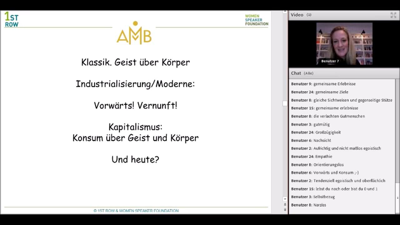 "Webinar ""Leben ist Poesie"""