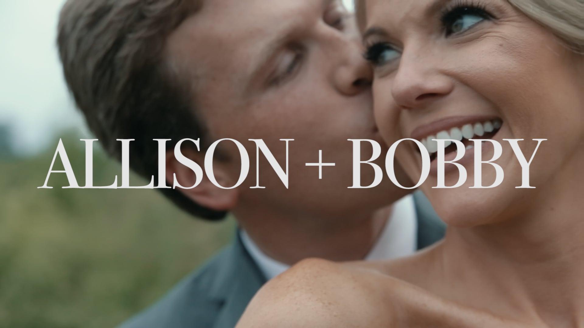Allison x Bobby // HIGHLIGHT VIDEO