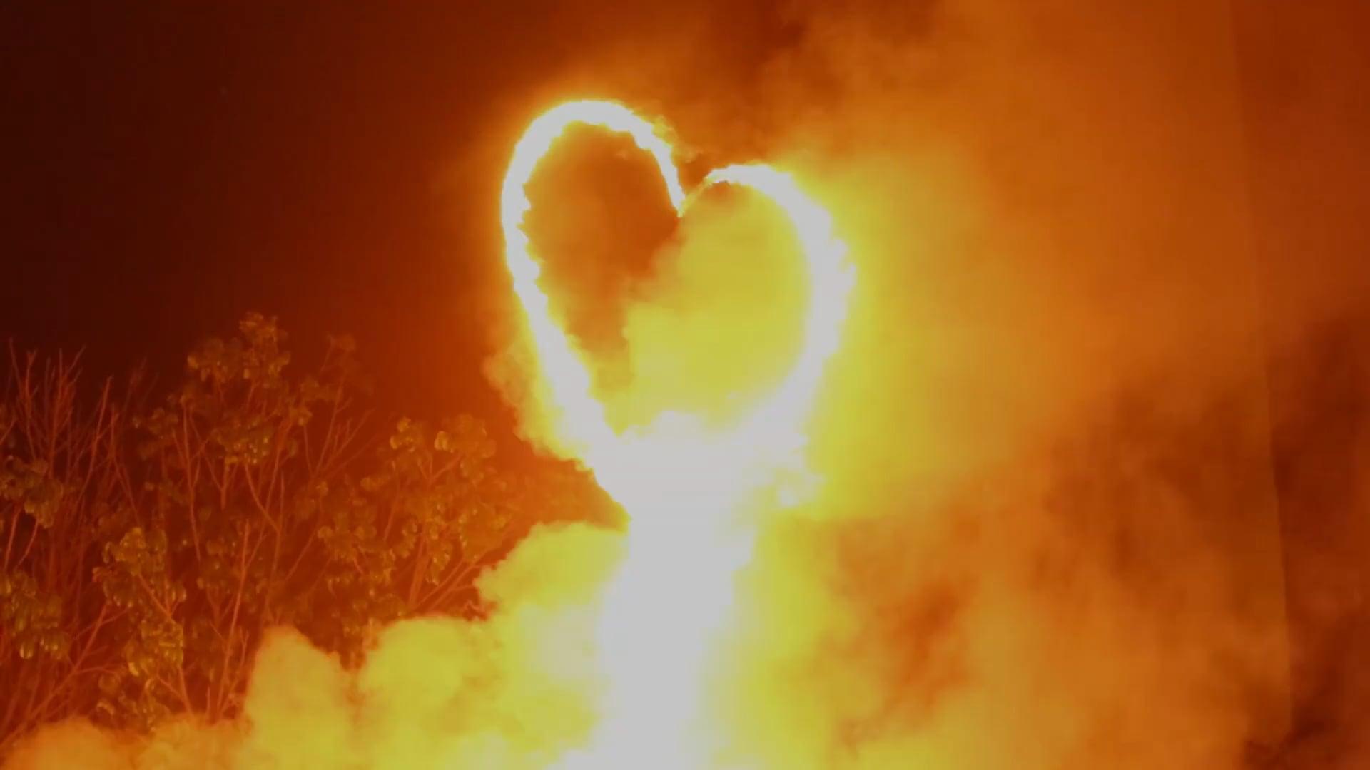 Dans van die Vlamme, Taal Monument - 30 Desember 2017