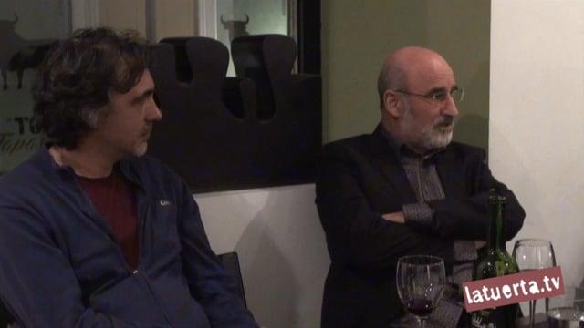 Una noche de tapas y libros con... FERNANDO ARAMBURU