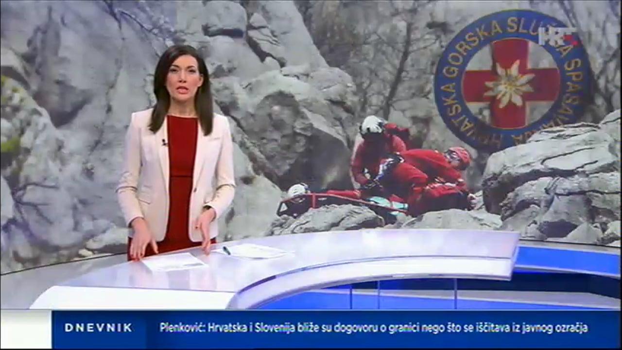 Državna zimska vježba 2018. - HRT Dnevnik