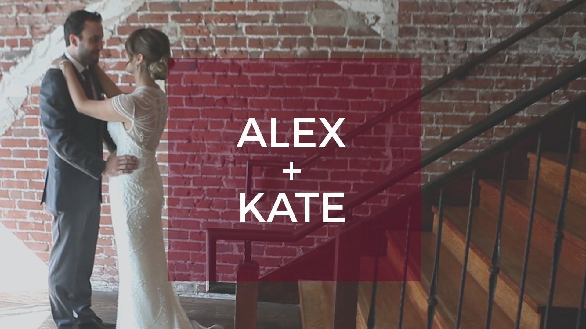 Alex + Katherine
