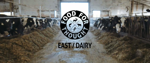 Food For Thought - East / Dairy, Ep. 4