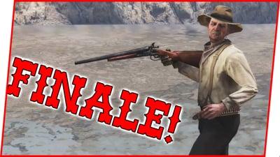 THE EPIC FINALE! - Red Dead Redemption Walkthrough Finale