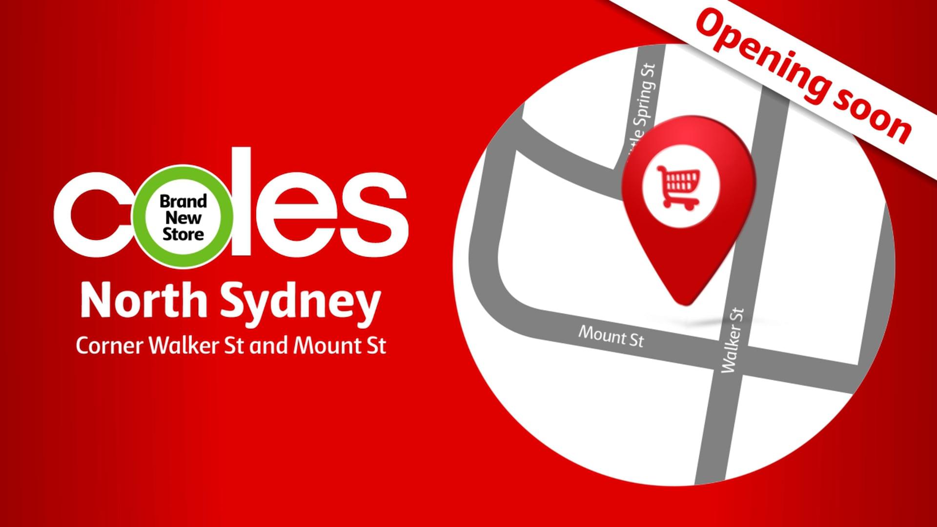 Coles North Sydney