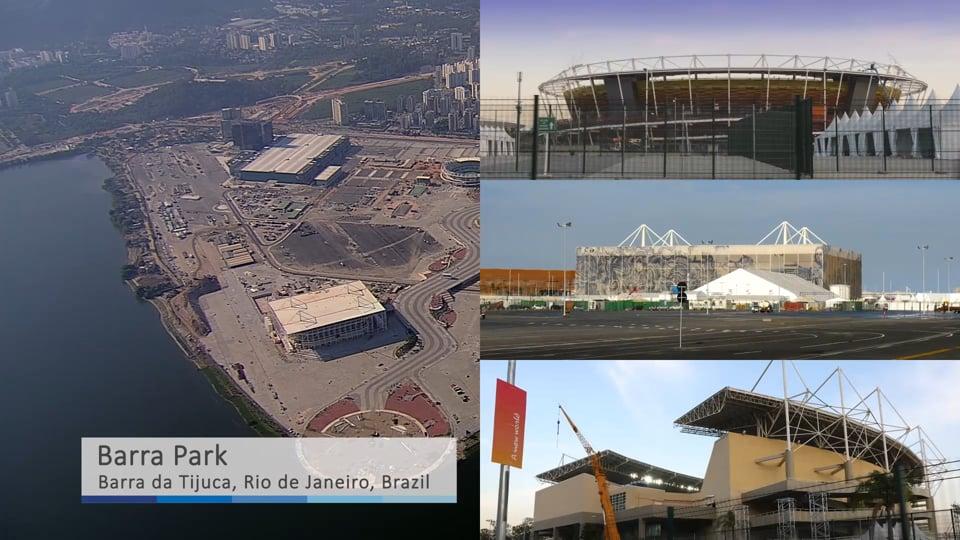 BBC Facilities for Rio2016