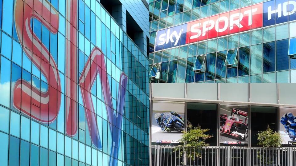 Sky Italia — Moving to IP