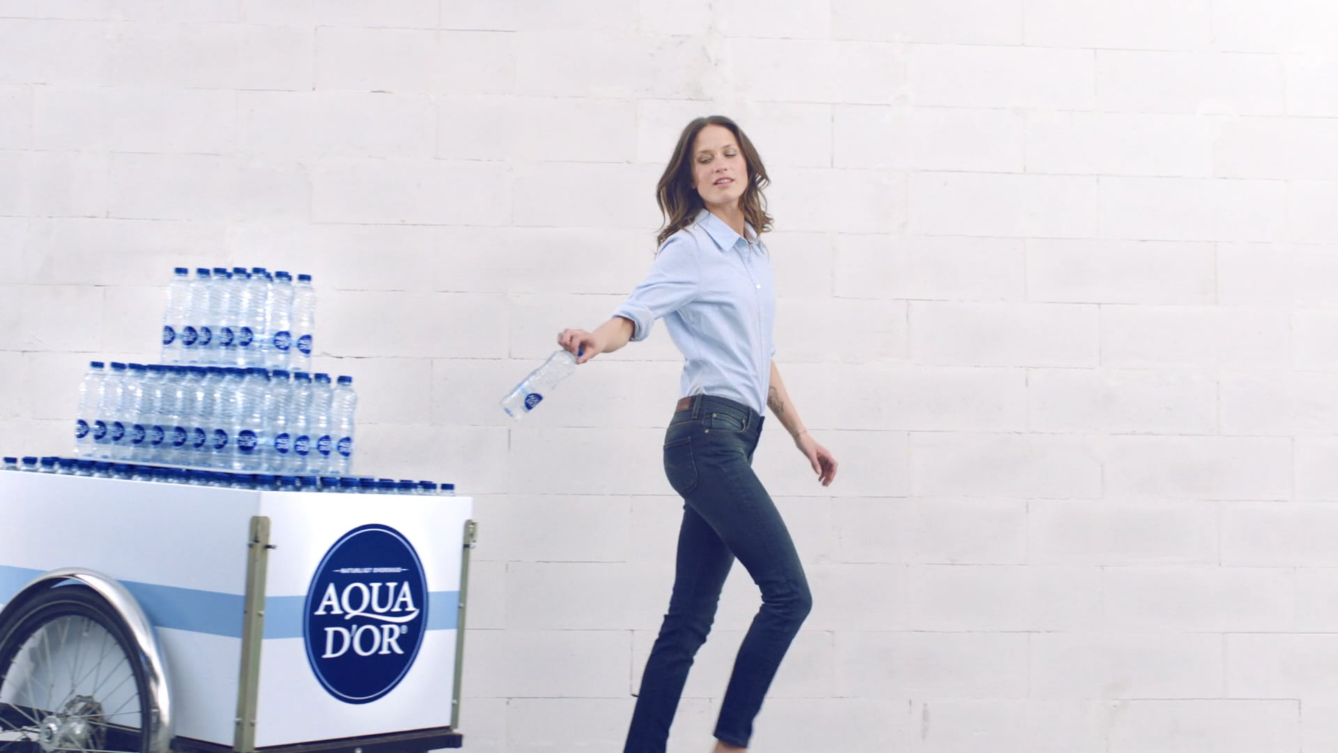 Aqua D'or - Naturlig Overskud
