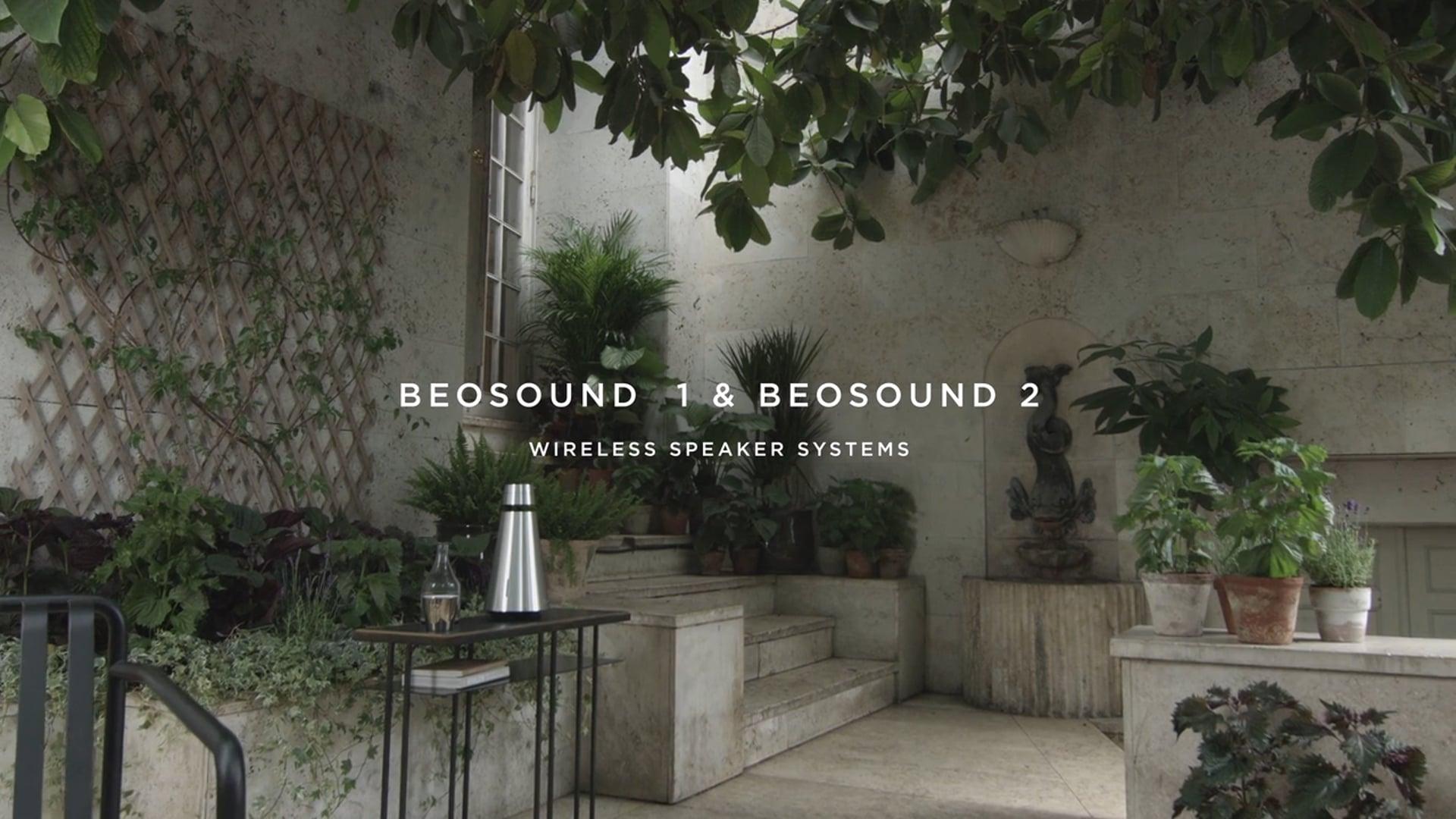 Bang & Olufsen - Beosound 1 & Beosound 2