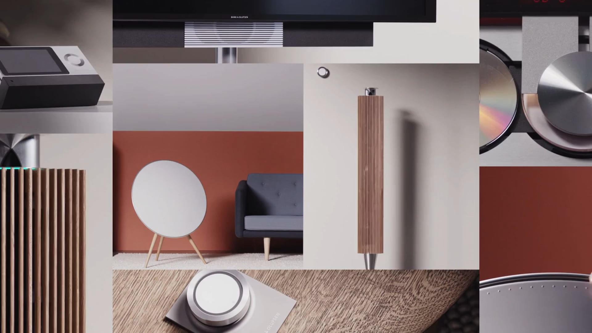 Bang & Olufsen - Beolink Multiroom