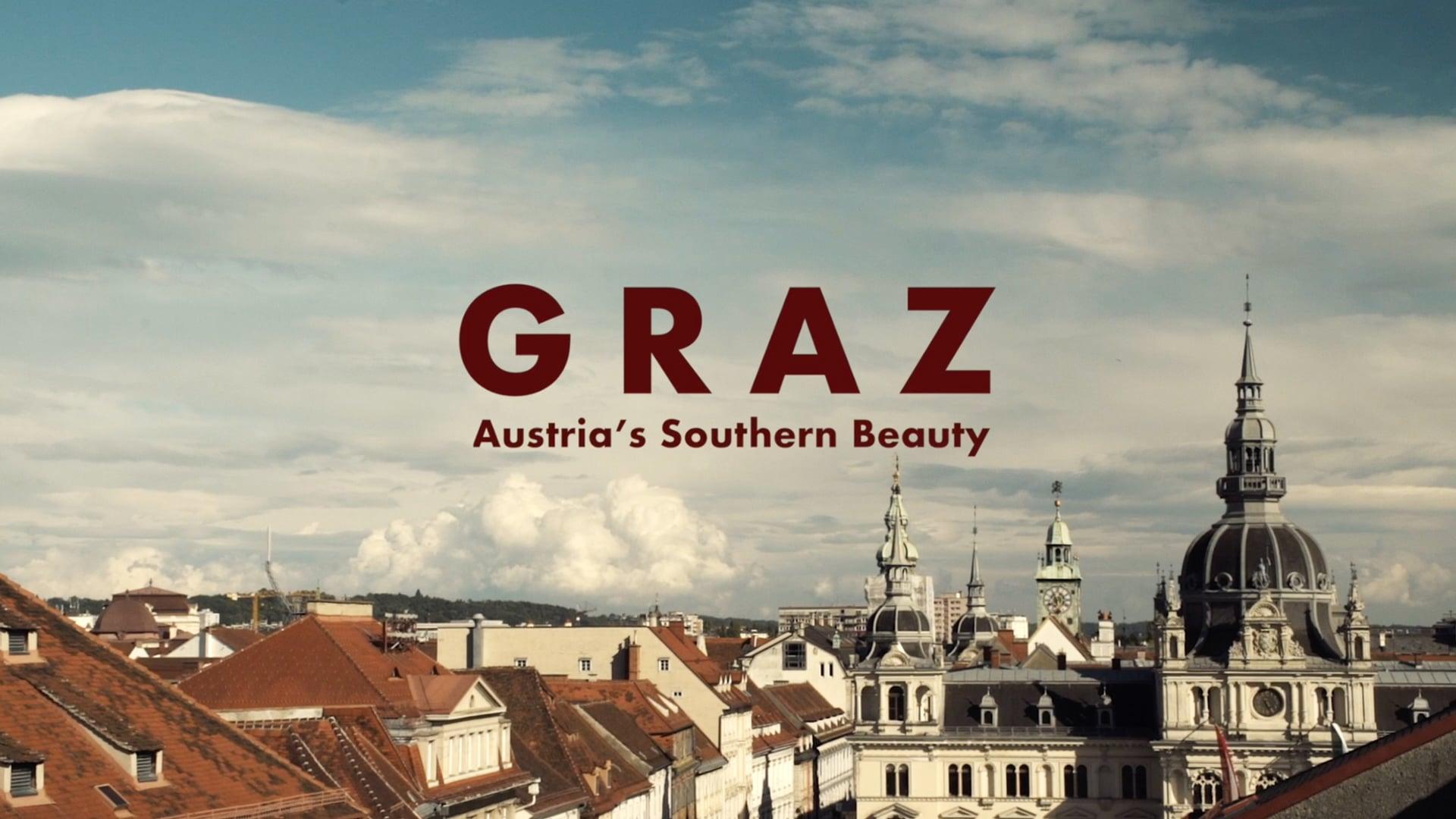 GRAZ   Austria's Southern Beauty