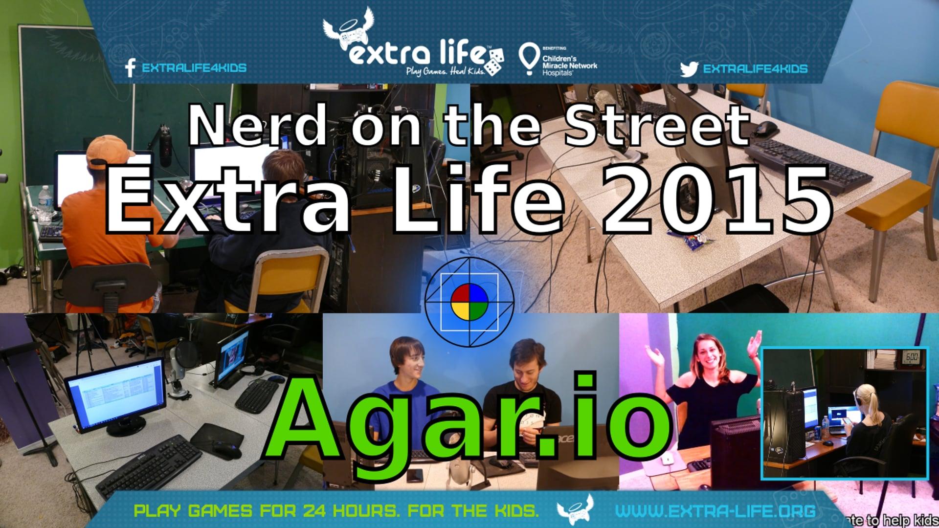 Agar Montage - Extra Life 2015