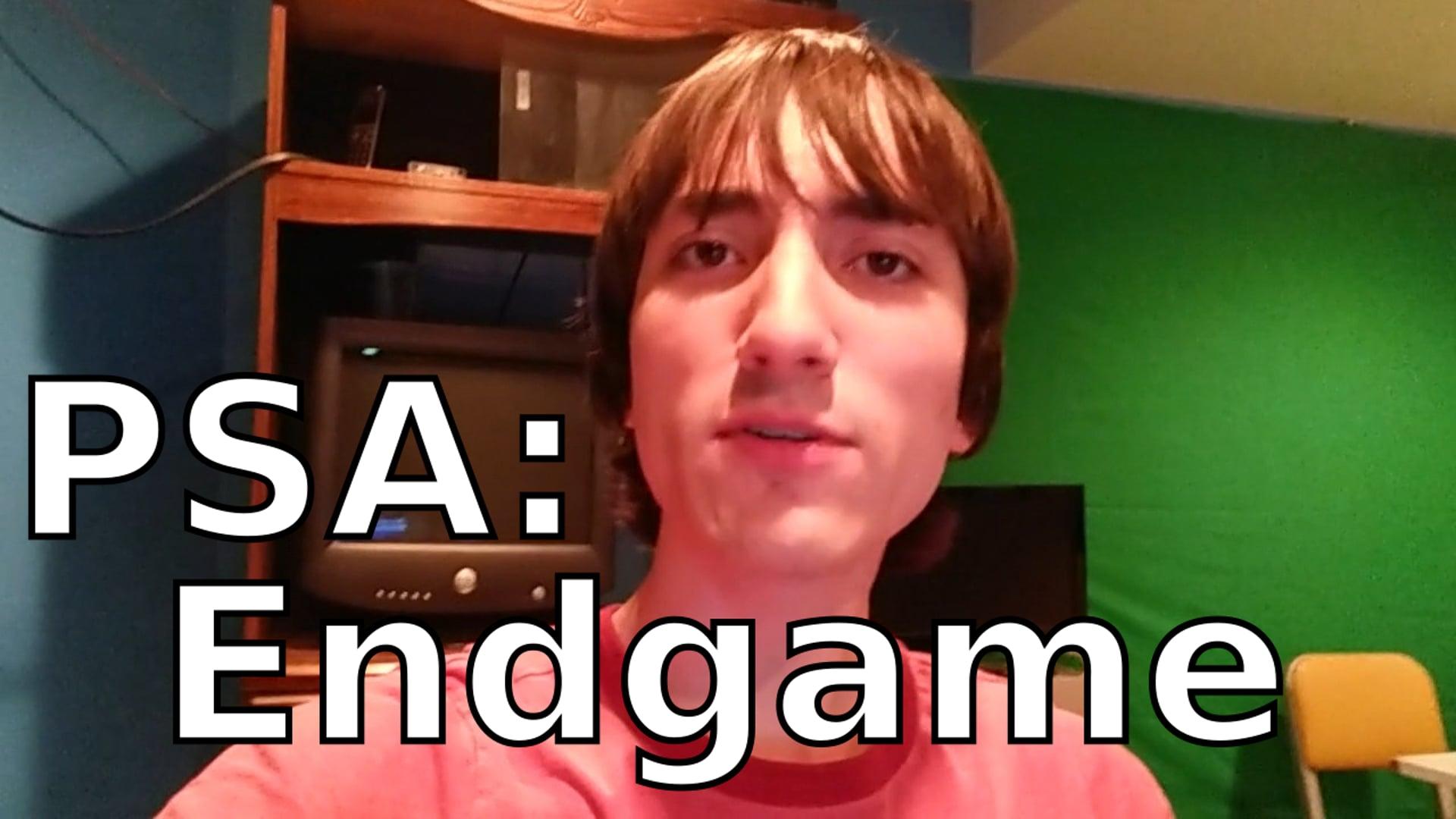 NOTS Pack PSA: Endgame