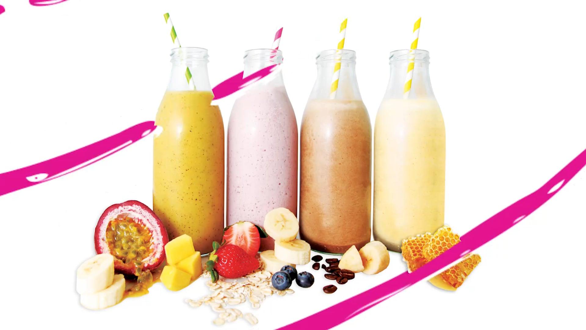 Boost Juice Breakfast Takeover