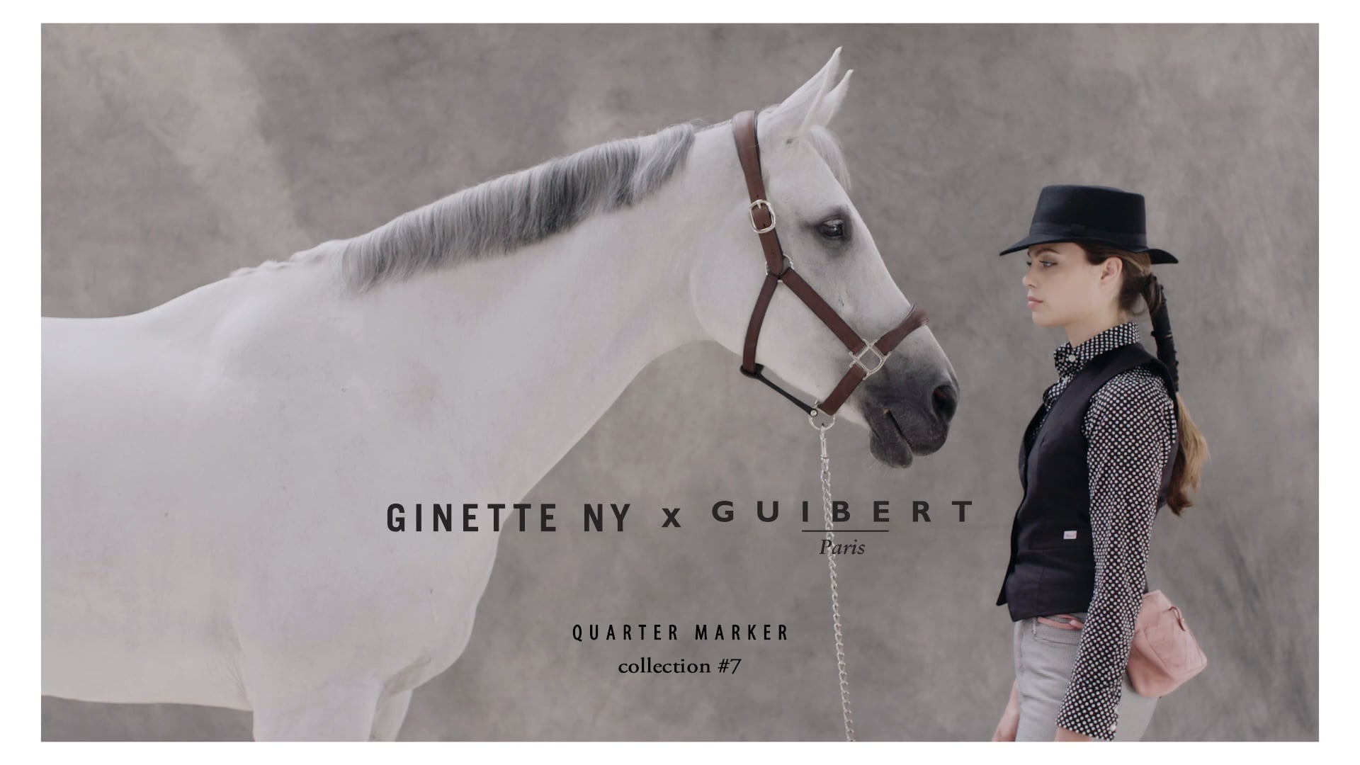 Ginette NY x Guibert Paris Instamovie