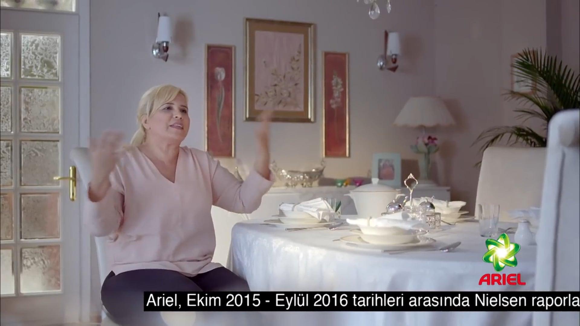 Murat Senoy - P&G Ariel Testimonial - Adana