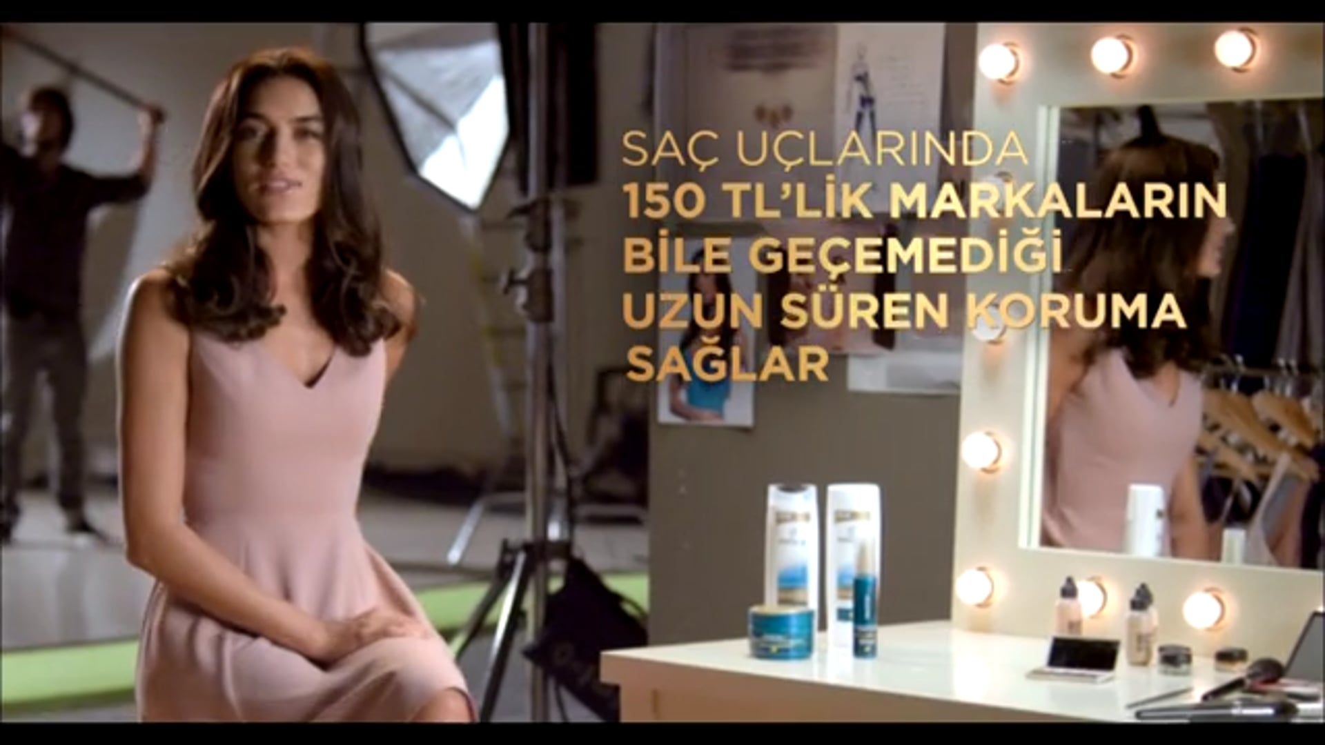 Murat Senoy - Pantene Hande Subasi TVC