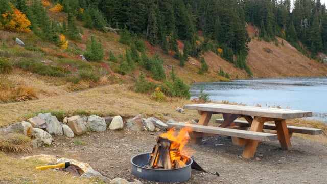 Relaxing Campfire 2