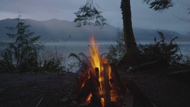 Relaxing Campfire 4