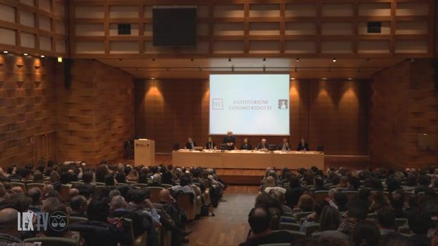19/01/2018 Parliamo di noi, indagine sull'avvocatura fiorentina