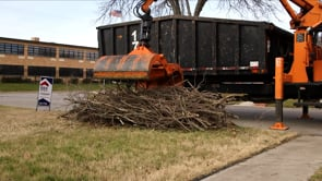 How to Dispose of Curbside Brush