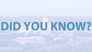 Did You Know - Land and Lake Waco