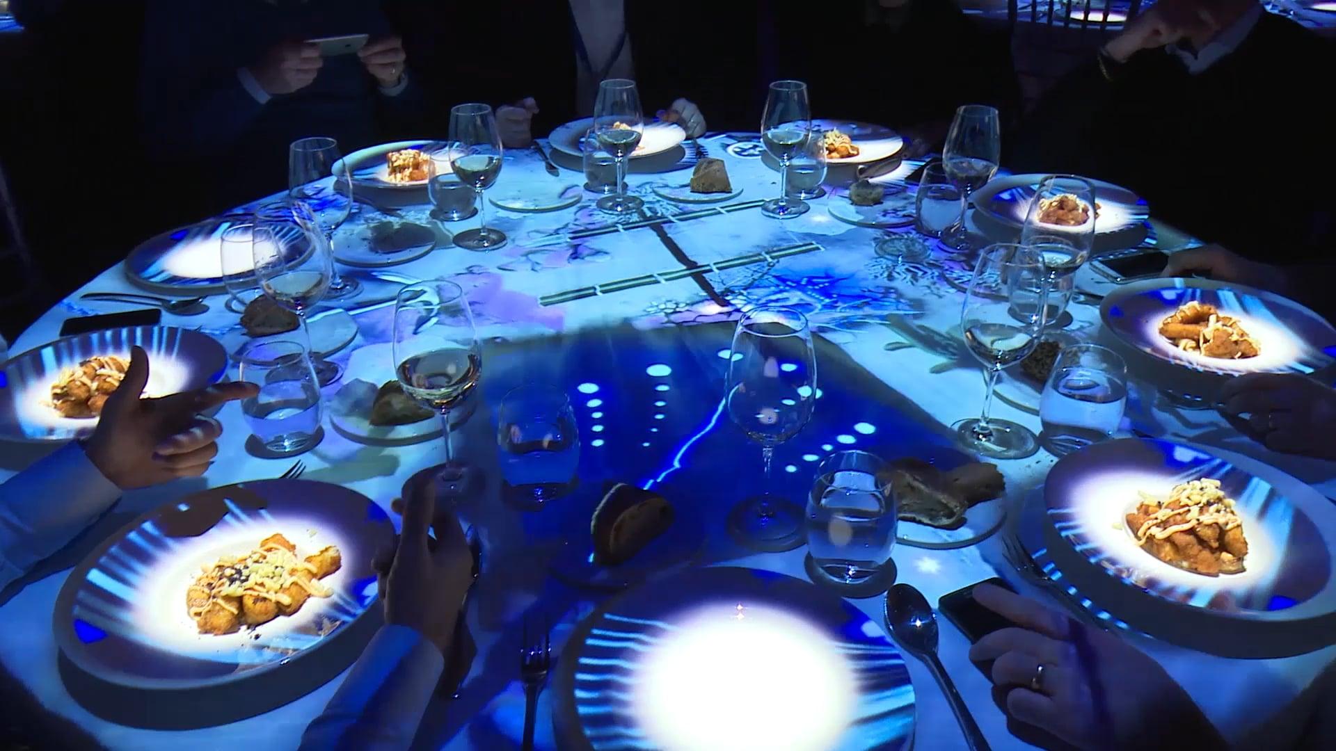Accenture Gastro Mapping - Lumentium Madrid and Barcelona