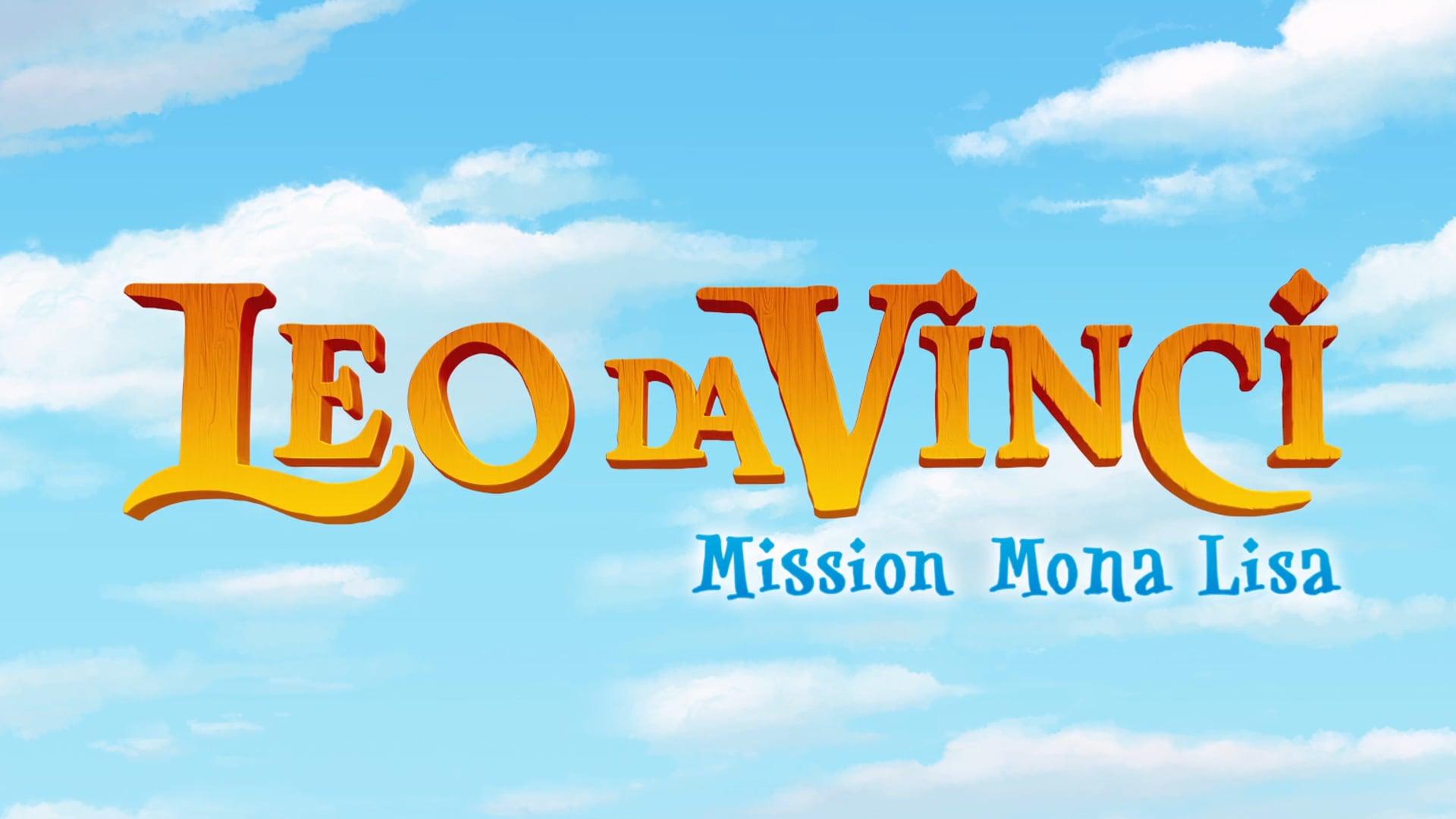 """Leo da Vinci - Mission Mona Lisa"" - Trailer (2018-01-24)"