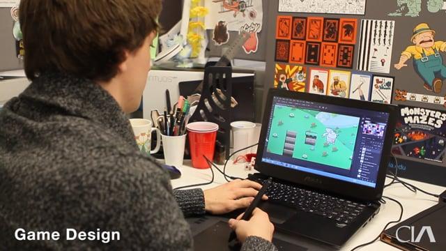 Game Design at Cleveland Institute of Art
