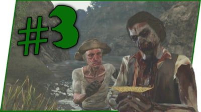 THE NEW BREED OF ZOMBIE THAT WON'T DIE! - Red Dead Redemption Undead NightMare Walkthrough