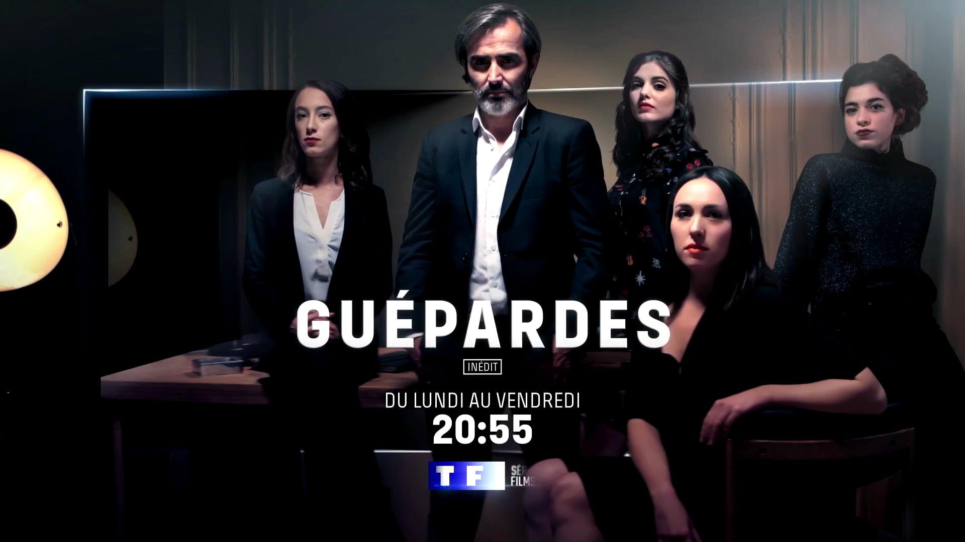"""""""Guépardes"""" - Saison 1 - Bande-annonce"""