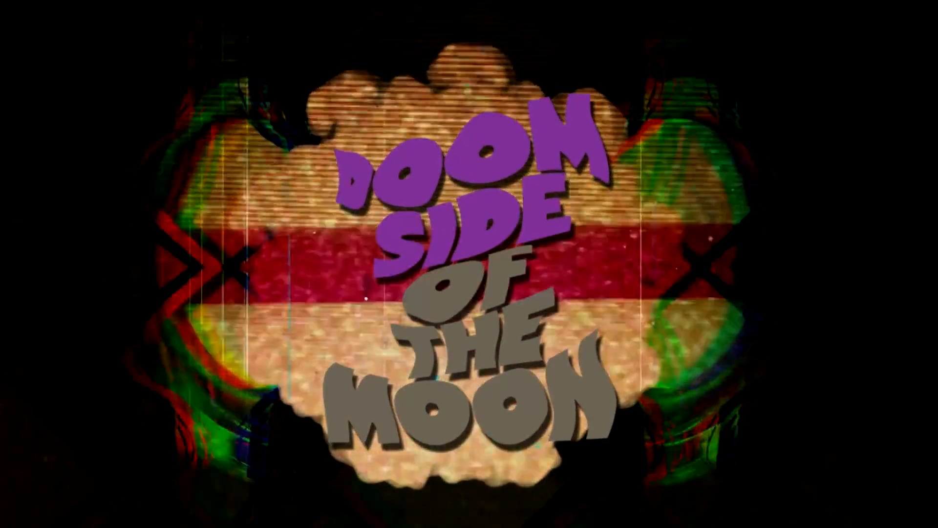 """Doom Side of the Moon - """"Have A Cigar"""" Visualizer"""