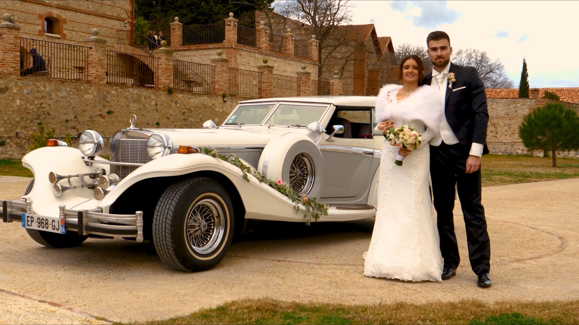 Mariage Domaine Belric