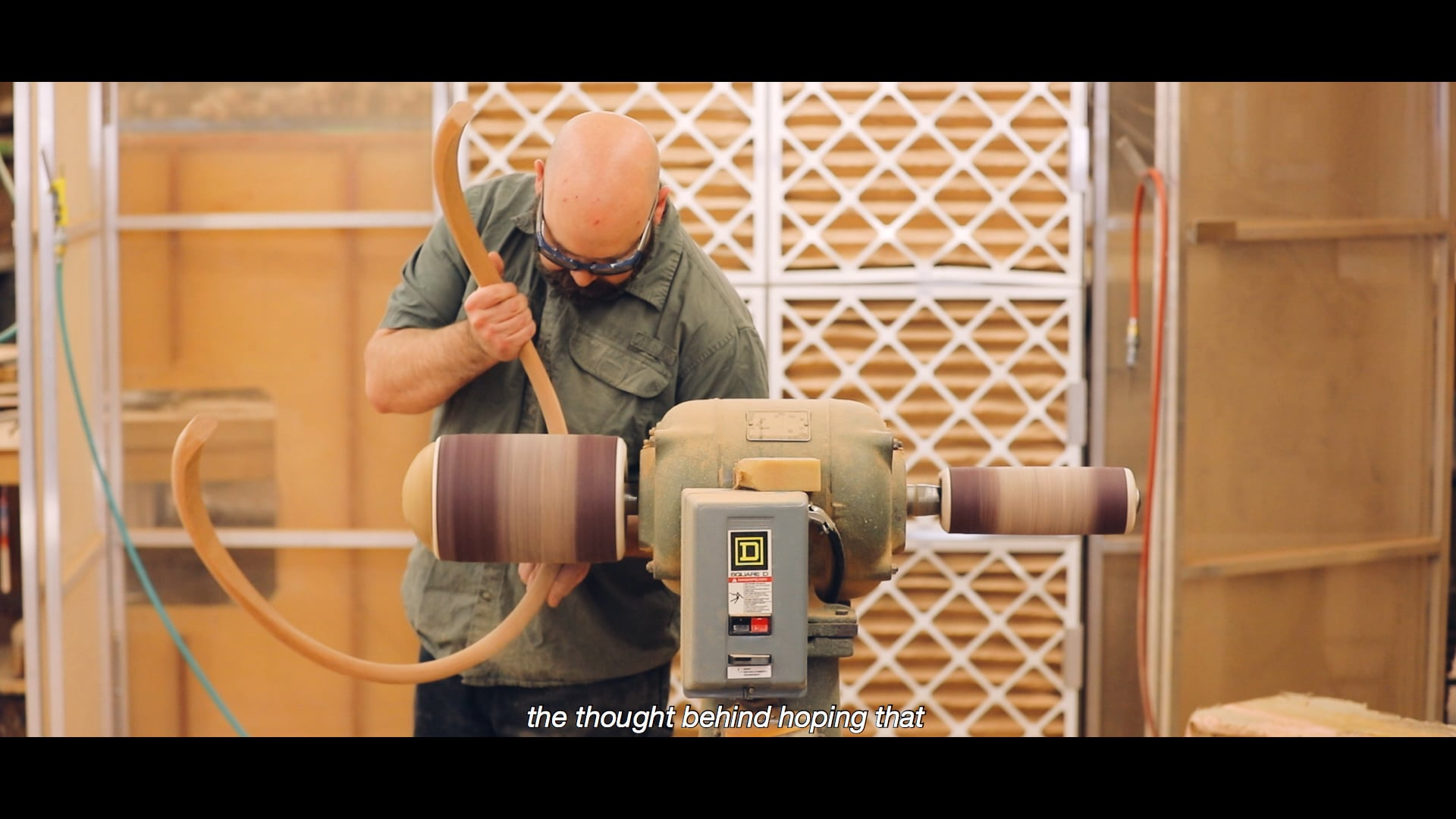 Thomas Moser Furniture:  The Maker Culture