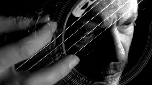 Body&Sound #2 (acoustic guitar) by Alberto Nacci (abstract)