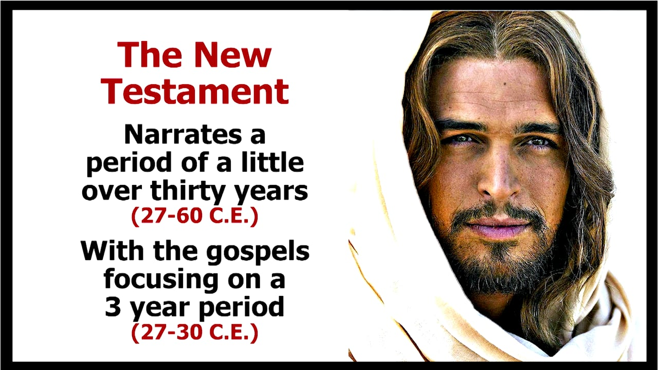Journey Through the Bible: The New Testament; The Story of Jesus and the Gospels