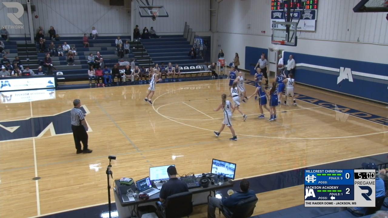 JV Girls Basketball-2018-Jan-27-Hillcrest