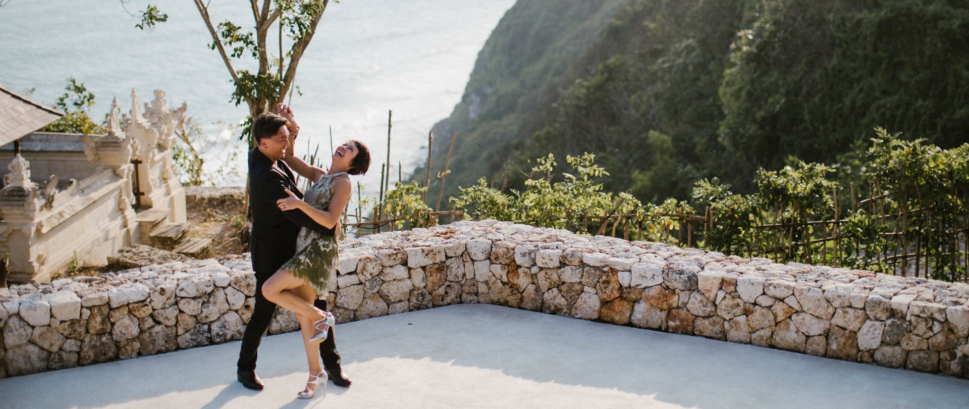 Fiona & Finian Wedding Video Filmed at Bali, Indonesia