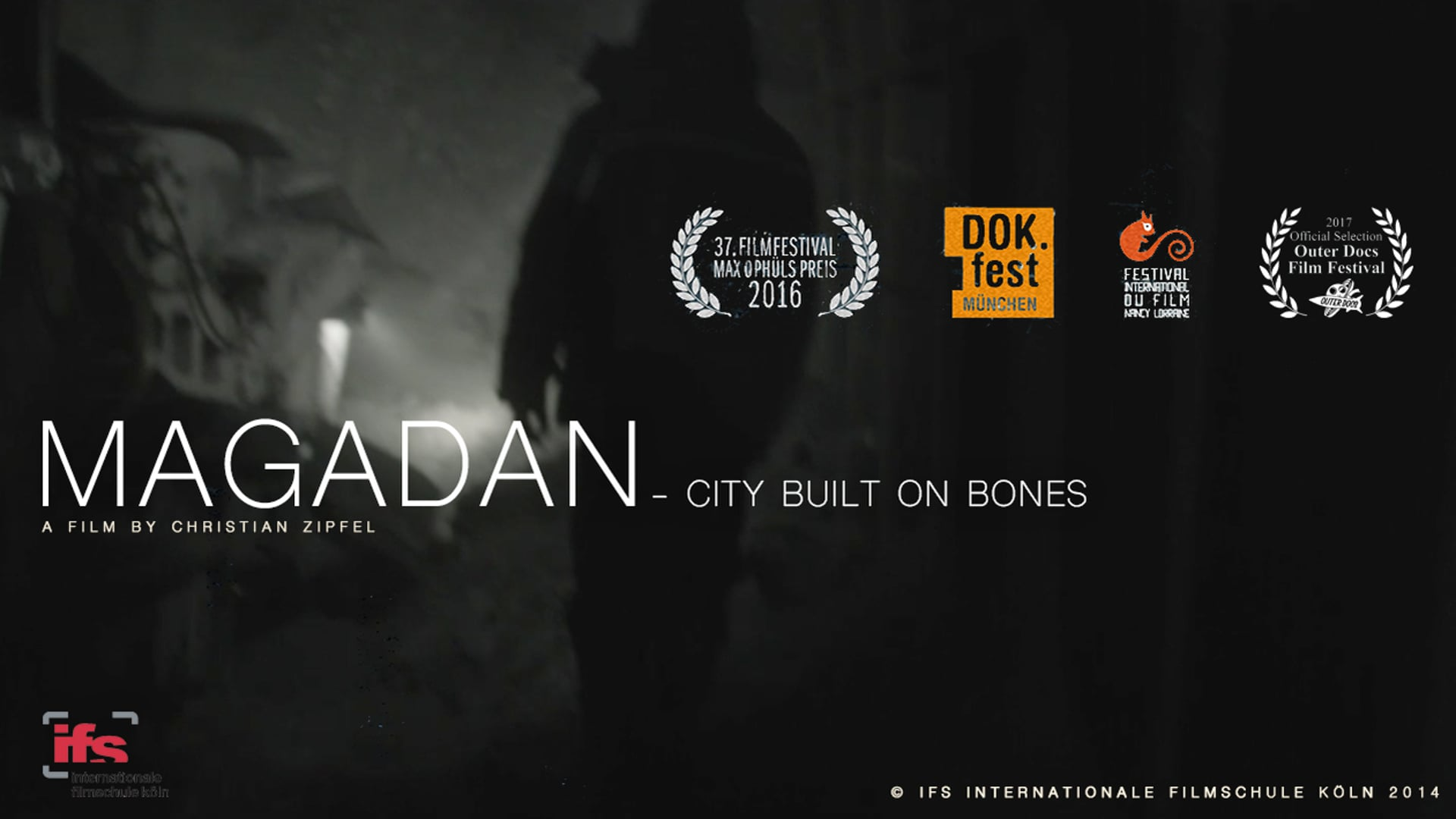 "2016 Documentary ""Magadan - City built on bones"" by Christian Zipfel, © ifs köln"