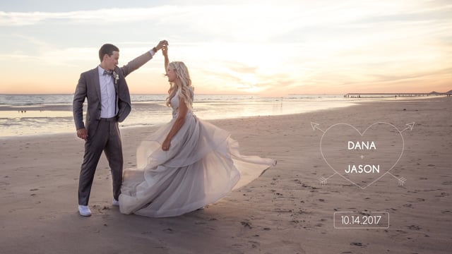 Dana & Jason Wedding Highlights