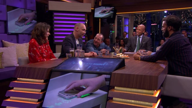 RTL Late Night - 22 januari 2018
