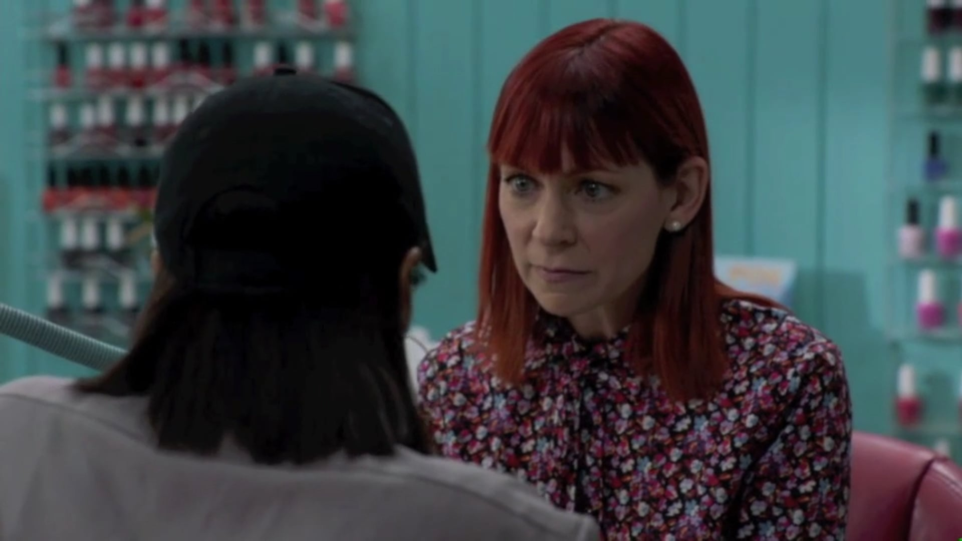 Carrie Preston: Claws clips
