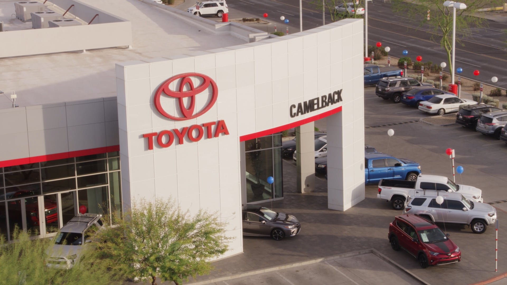 Camelback Toyota Promo Trailer