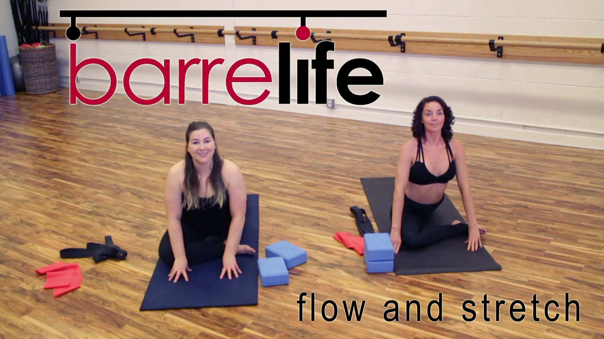 Barre Life Studio: Flow and Stretch Class