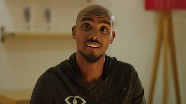 Mo Farah, Director of Going the Extra Mile