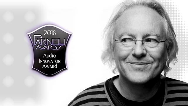 John Stadius - The 2018 Parnelli Audio Innovator Award