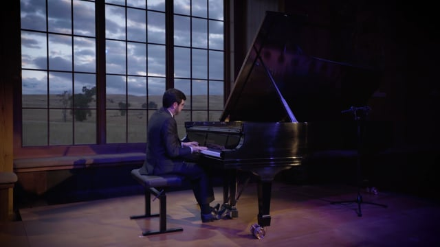 Michael Brown plays excerpts from Medtner: Second Improvisation, Op. 47 (Mermaid's Song - Bad Weather - Conclusion)